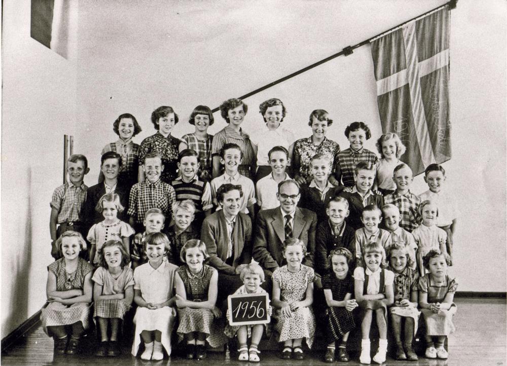 1956 - klik på billedet for navne