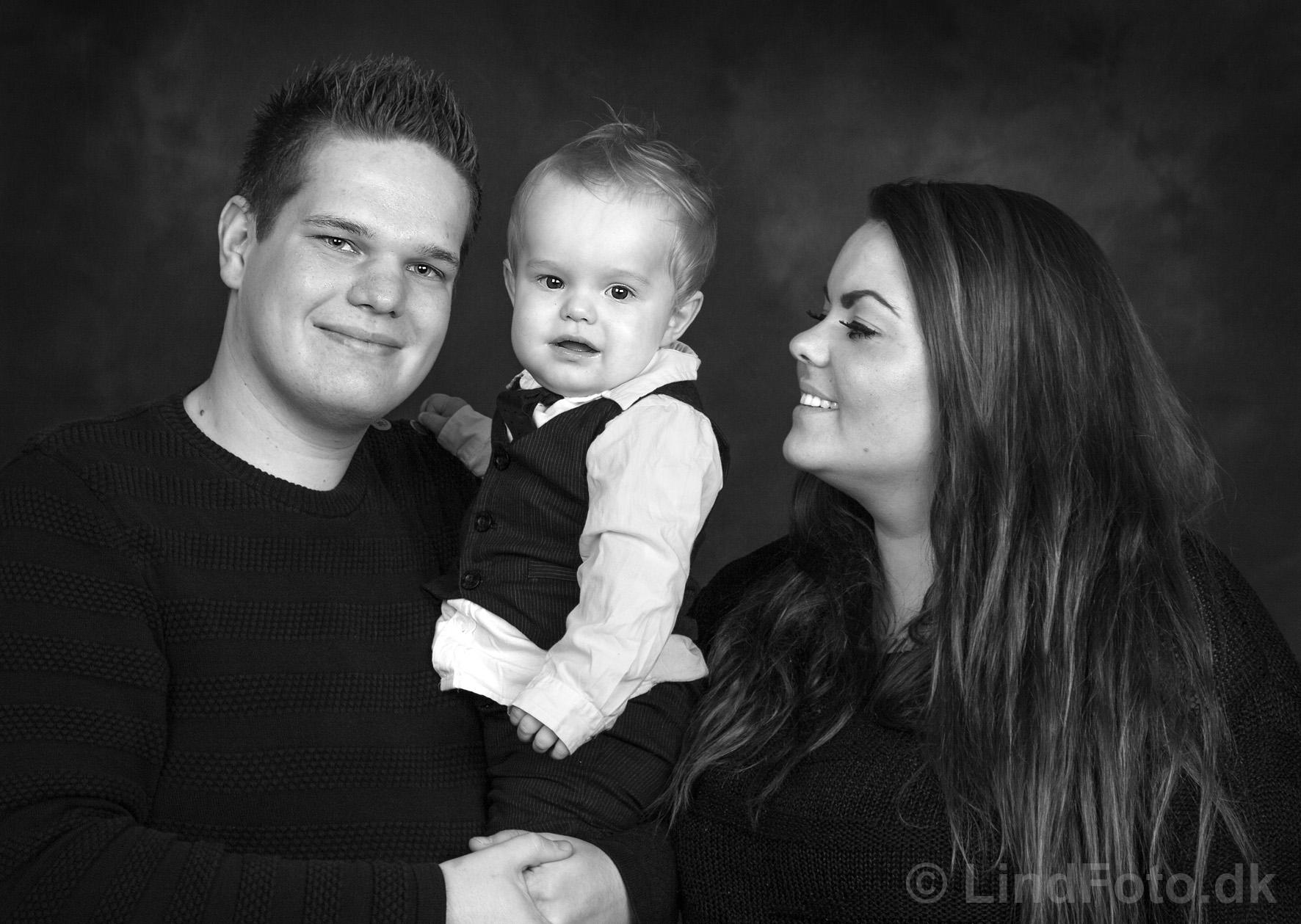 Portrætfoto Familie 01
