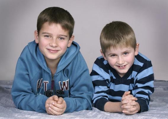 LindFoto.dk - Gallerier - Børnefoto