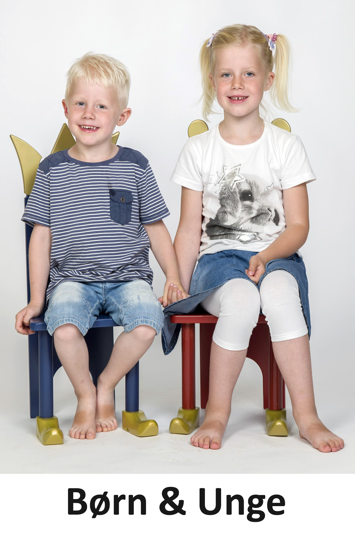 LindFoto.dk - Randers - galleri med børn og unge
