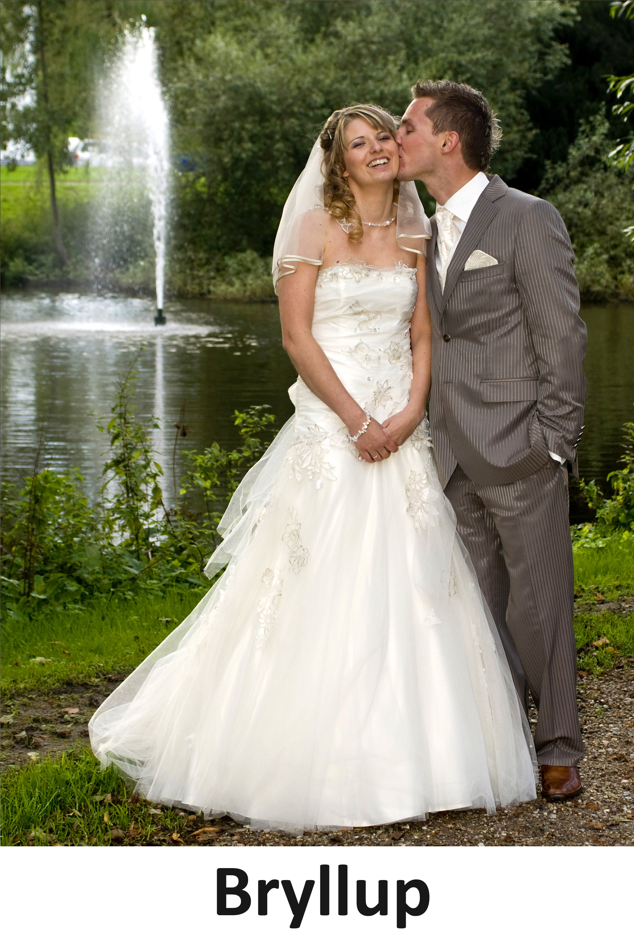 LindFoto.dk - Randers - galleri med bryllupsfoto