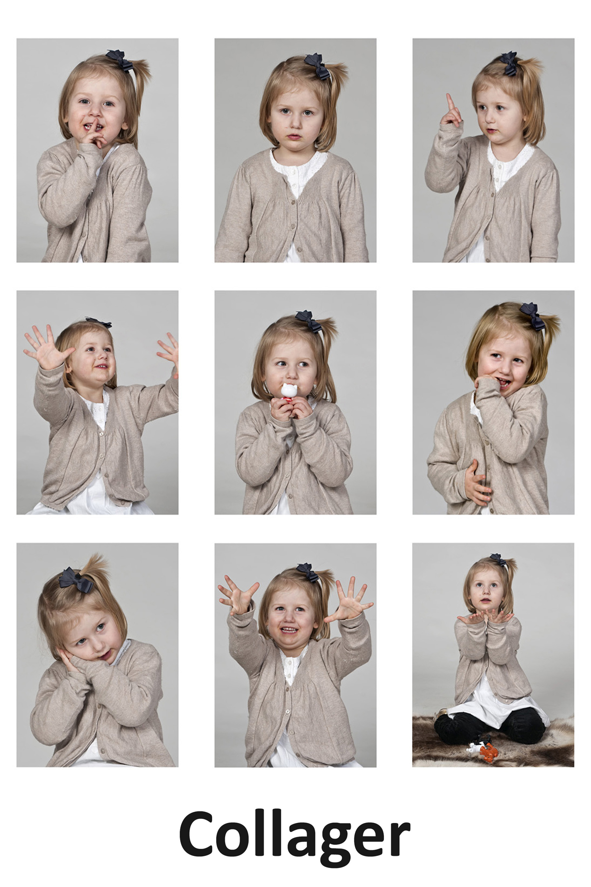 LindFoto.dk - galleri med collager