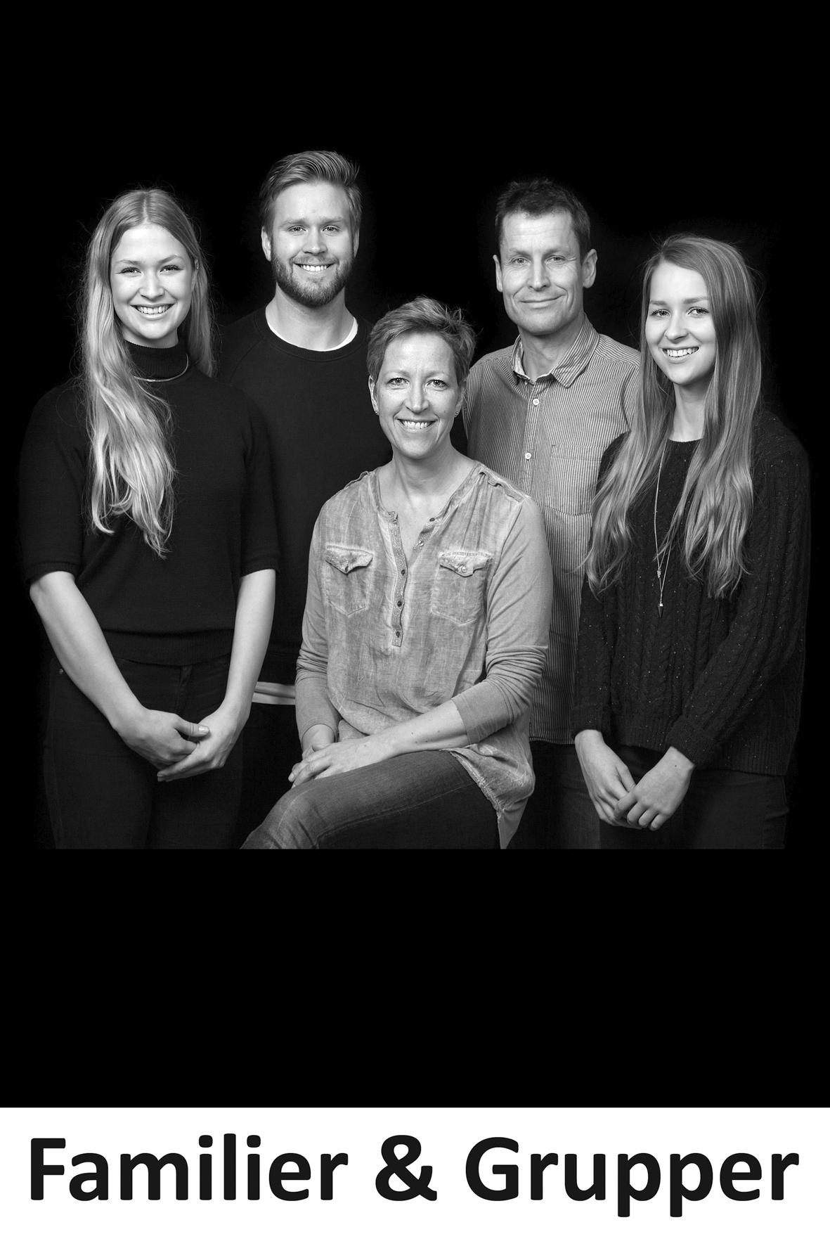 LindFoto.dk - Randers - galleri med familier og grupper
