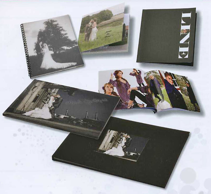 Et udvalg af fotobøger