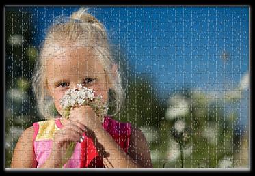 Fotopuslespil. Puslespil med dit eget foto. 500 eller 1000 brikker i gaveæske.